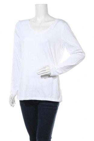 Дамска блуза Hema, Размер XL, Цвят Бял, 95% памук, 5% еластан, Цена 13,97лв.