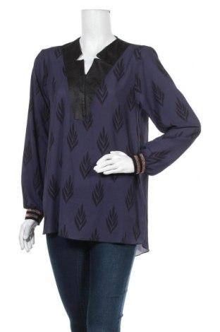 Дамска блуза Lacony, Размер L, Цвят Син, Цена 5,89лв.