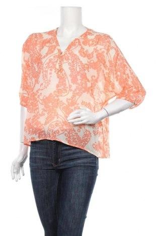 Дамска блуза Madison, Размер M, Цвят Оранжев, Полиестер, Цена 4,46лв.