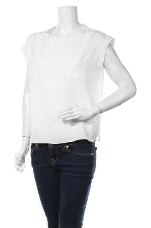 Дамска блуза Mango, Размер M, Цвят Бял, Цена 4,20лв.