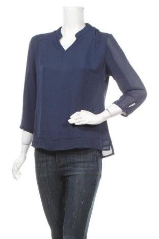 Γυναικεία μπλούζα Manguun, Μέγεθος L, Χρώμα Μπλέ, Πολυεστέρας, Τιμή 4,32€