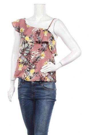 Дамска блуза Monteau, Размер S, Цвят Многоцветен, Полиестер, Цена 5,51лв.