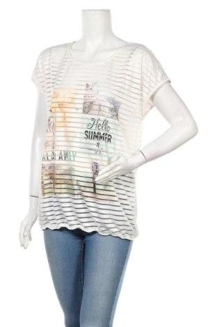 Дамска блуза Ms Mode, Размер M, Цвят Бял, Полиестер, Цена 13,39лв.