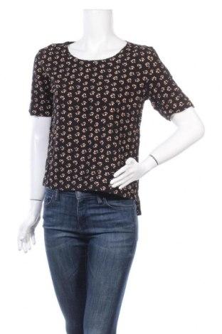 Γυναικεία μπλούζα Mtwtfss Weekday, Μέγεθος S, Χρώμα Μαύρο, Βισκόζη, Τιμή 5,55€