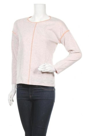 Дамска блуза Navigazione, Размер M, Цвят Сив, 57% памук, 38% полиестер, 5% полиамид, Цена 13,23лв.