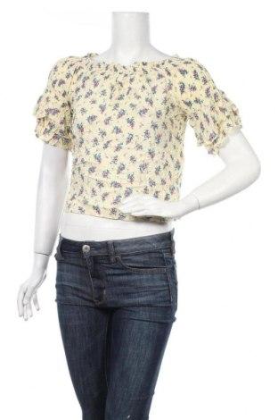 Γυναικεία μπλούζα New Look, Μέγεθος M, Χρώμα Πολύχρωμο, Βισκόζη, Τιμή 2,92€