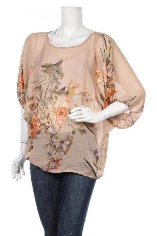 Γυναικεία μπλούζα New Look, Μέγεθος L, Χρώμα Πολύχρωμο, Πολυεστέρας, Τιμή 8,83€