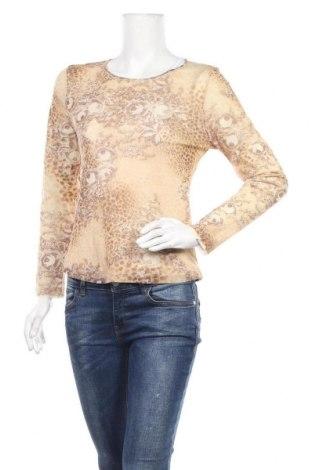 Γυναικεία μπλούζα Nice Connection, Μέγεθος M, Χρώμα  Μπέζ, 100% πολυαμίδη, Τιμή 6,24€