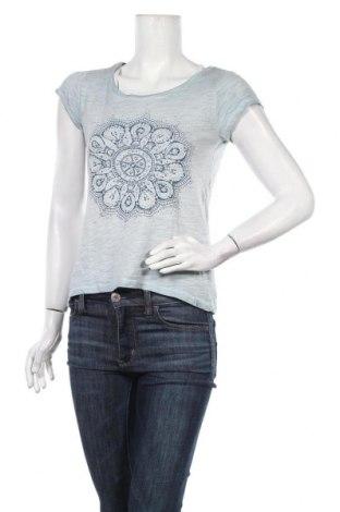 Дамска блуза Nile, Размер XS, Цвят Син, Цена 34,02лв.