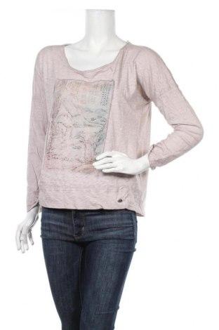 Дамска блуза Nile, Размер M, Цвят Бежов, Цена 34,02лв.