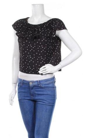 Γυναικεία μπλούζα Nuna Lie, Μέγεθος M, Χρώμα Μαύρο, Πολυεστέρας, Τιμή 1,95€