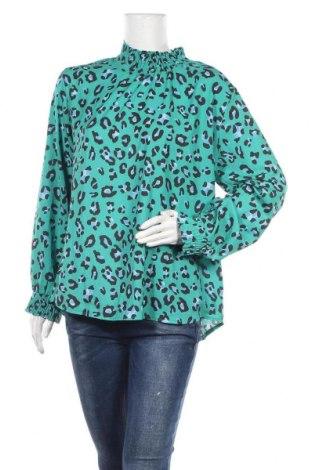 Γυναικεία μπλούζα Pescara, Μέγεθος XL, Χρώμα Πράσινο, 95% πολυεστέρας, 5% ελαστάνη, Τιμή 11,69€