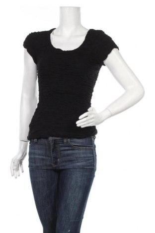 Дамска блуза Phase Eight, Размер M, Цвят Черен, 75% вискоза, 20% полиамид, 5% еластан, Цена 29,40лв.
