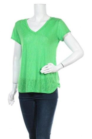 Γυναικεία μπλούζα Pink Woman, Μέγεθος M, Χρώμα Πράσινο, 67% πολυεστέρας, 22% βισκόζη, Τιμή 10,83€