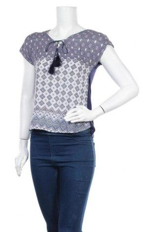 Дамска блуза Promod, Размер S, Цвят Многоцветен, Цена 6,72лв.