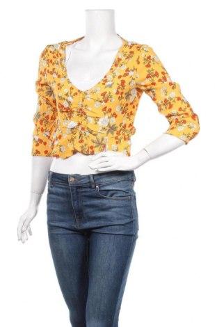Γυναικεία μπλούζα Review, Μέγεθος S, Χρώμα Πολύχρωμο, Βισκόζη, Τιμή 1,59€