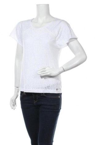 Дамска блуза Sandwich_, Размер S, Цвят Бял, 56% полиестер, 44% памук, Цена 51,75лв.