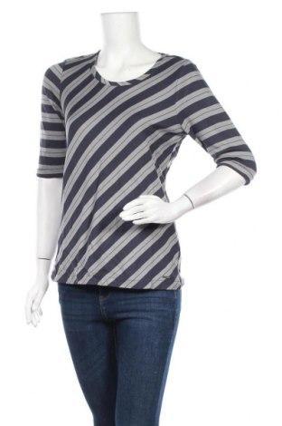 Дамска блуза Sandwich_, Размер S, Цвят Сив, 85% вискоза, 13% полиестер, 2% еластан, Цена 39,50лв.