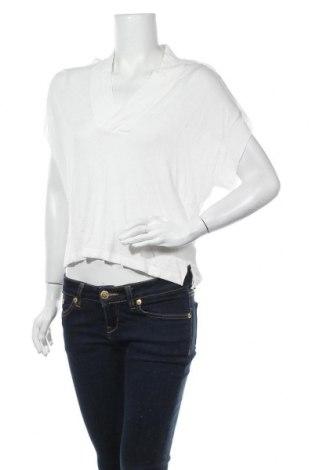 Дамска блуза Sandwich_, Размер L, Цвят Бял, 89% вискоза, 11% полиамид, Цена 12,42лв.