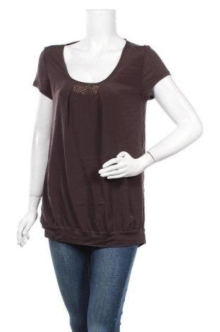 Дамска блуза Sir Oliver, Размер M, Цвят Кафяв, Цена 13,23лв.