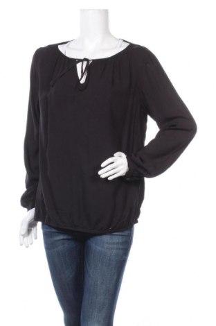 Дамска блуза Sir Oliver, Размер L, Цвят Черен, Вискоза, Цена 13,23лв.
