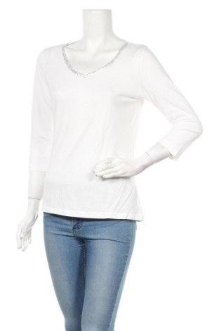 Дамска блуза Sir Oliver, Размер M, Цвят Бял, Цена 21,76лв.