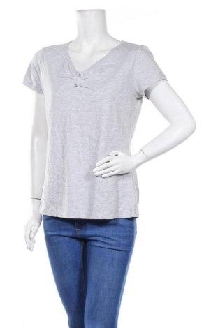 Γυναικεία μπλούζα Skin To Skin, Μέγεθος M, Χρώμα Γκρί, 95% βαμβάκι, 5% βισκόζη, Τιμή 3,64€