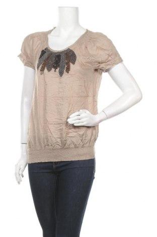 Γυναικεία μπλούζα Soya Concept, Μέγεθος S, Χρώμα  Μπέζ, Βισκόζη, Τιμή 4,38€