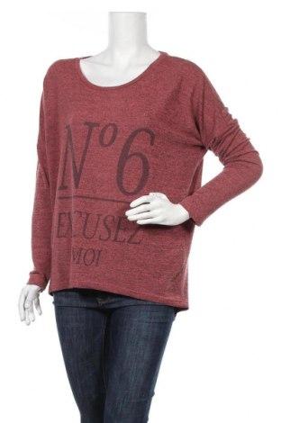 Γυναικεία μπλούζα Soya Concept, Μέγεθος M, Χρώμα Ρόζ , 95% πολυεστέρας, 5% ελαστάνη, Τιμή 5,45€