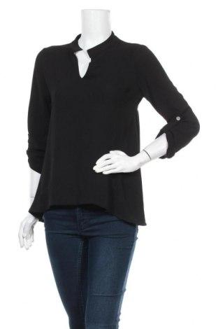 Γυναικεία μπλούζα Susy Mix, Μέγεθος S, Χρώμα Μαύρο, 95% πολυεστέρας, 5% ελαστάνη, Τιμή 5,67€