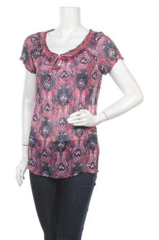 Γυναικεία μπλούζα Tom Tailor, Μέγεθος M, Χρώμα Πολύχρωμο, Πολυεστέρας, Τιμή 5,52€