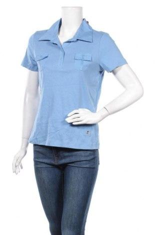 Γυναικείο t-shirt Top Secret, Μέγεθος L, Χρώμα Μπλέ, Βαμβάκι, Τιμή 6,76€
