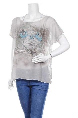 Γυναικεία μπλούζα Tredy, Μέγεθος L, Χρώμα Γκρί, Τιμή 7,31€