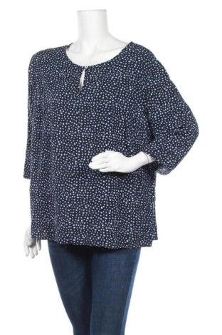 Γυναικεία μπλούζα Up 2 Fashion, Μέγεθος XXL, Χρώμα Μπλέ, Βισκόζη, Τιμή 8,91€