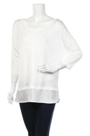 Γυναικεία μπλούζα Up 2 Fashion, Μέγεθος XL, Χρώμα Λευκό, Βισκόζη, Τιμή 6,75€