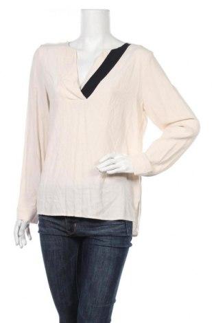 Дамска блуза Vayana, Размер L, Цвят Бежов, 60% лиосел, 40% вискоза, Цена 12,29лв.