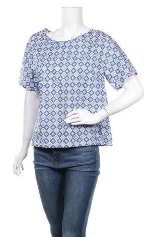 Γυναικεία μπλούζα Weekend Max Mara, Μέγεθος L, Χρώμα Μπλέ, Βαμβάκι, Τιμή 44,92€