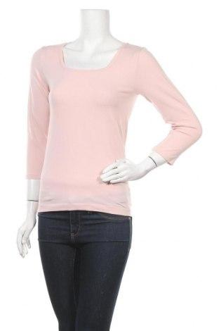 Дамска блуза White House / Black Market, Размер M, Цвят Розов, 95% полиамид, 5% еластан, Цена 21,74лв.
