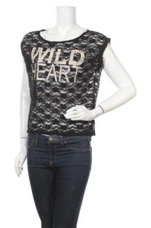 Дамска блуза Yes Or No, Размер M, Цвят Черен, Цена 14,70лв.