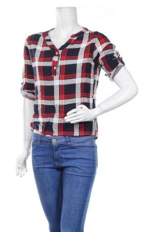 Дамска блуза Z-One, Размер S, Цвят Многоцветен, Вискоза, Цена 12,29лв.