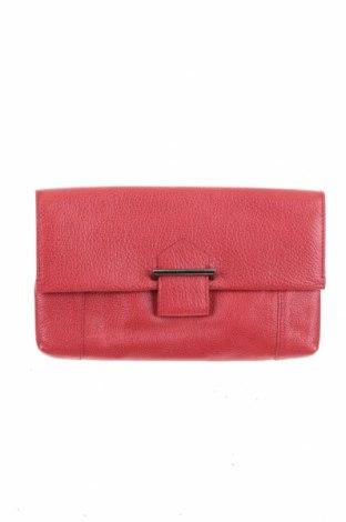 Γυναικεία τσάντα, Χρώμα Κόκκινο, Γνήσιο δέρμα, Τιμή 10,00€