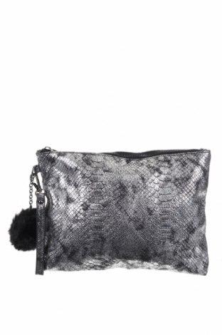 Дамска чанта, Цвят Сив, Еко кожа, Цена 19,11лв.