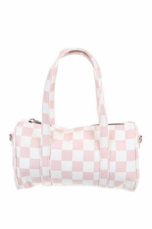 Γυναικεία τσάντα, Χρώμα Ρόζ , Δερματίνη, Τιμή 12,15€