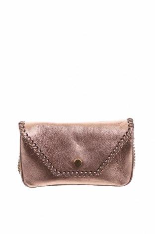 Дамска чанта, Цвят Розов, Еко кожа, Цена 22,84лв.