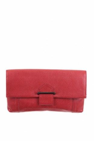 Γυναικεία τσάντα, Χρώμα Ρόζ , Γνήσιο δέρμα, Τιμή 21,37€