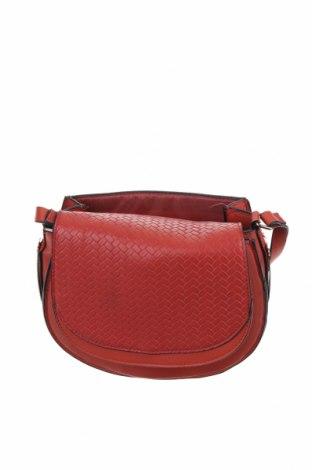 Дамска чанта H&M, Цвят Оранжев, Еко кожа, Цена 23,12лв.