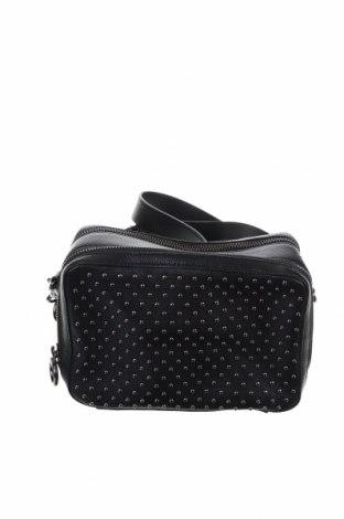Дамска чанта Marella, Цвят Черен, Естествена кожа, Цена 186,00лв.