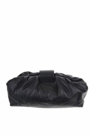 Γυναικεία τσάντα Massimo Dutti, Χρώμα Μαύρο, Γνήσιο δέρμα, Τιμή 32,15€