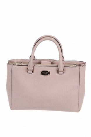 Дамска чанта Michael Kors, Цвят Розов, Еко кожа, Цена 117,60лв.