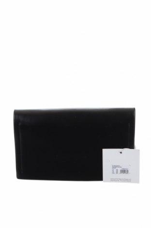 Дамска чанта Missguided, Цвят Черен, Еко кожа, метал, Цена 16,77лв.